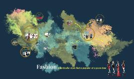 Copy of Fashion