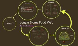 Copy of Jungle Biome Food Web