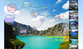 Mount Pinatubo is an active stratovolcano in the Cabusilan M