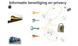 Informatie beveiliging en privacy