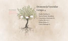 Copy of Demencia Vascular