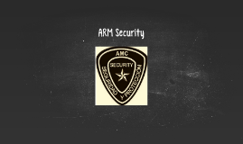 ARM Security
