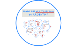 MAPA DE MULTIMEDIOS