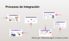Procesos de Integracion-Geografia