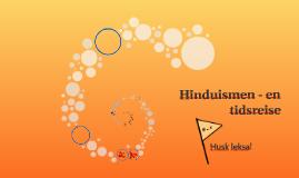hinduismen - en tidsreise