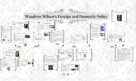 Woodrow Wilson's Foreign and Domestic Policy