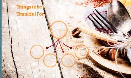 Reusable EDU Design: Thanksgiving Table