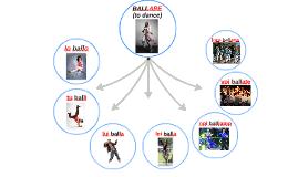 BALLARE (to dance)