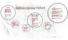 Oxfordsystemet
