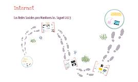 Redes Sociales. Sagunt 2013