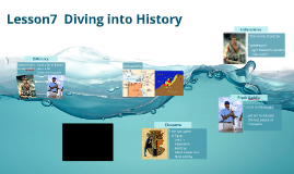 Lesson7  Diving into History