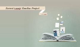 Forrest Gump Timeline Project