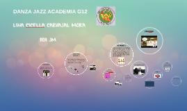 danza jazz academia g12