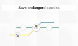How to save endangered species
