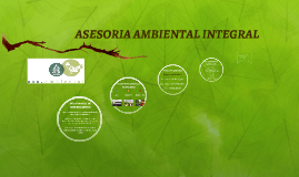 ASESORIA AMBIENTAL INTEGRAL
