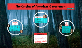 The Origins of American Government (v.2.0)
