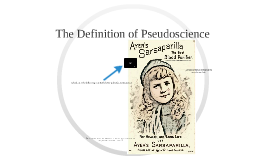 The Definition of Pseudoscience
