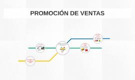 PROMOCIÓN DE VENTAS