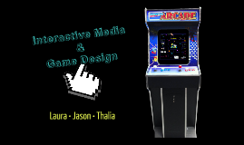 Interactive Media & Game Design (2)