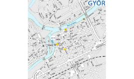 A Győri vár története