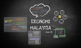 Ekonomi Malaysia Bab 1 - Pengangguran & Upah