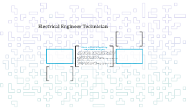 Electrical Engineer Technician