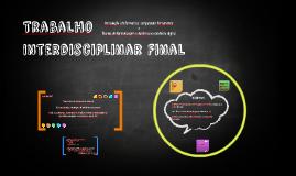 Trabalho Interdisciplinar Final