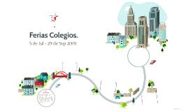 Ferias Colegios.
