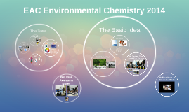 EAC Environmental Chemistry 2014