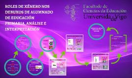 ROLES DE XÉNERO NOS DEBUXOS DE ALUMNADO DE EDUCACIÓN PRIMARIA. ANÁLISE E INTERPRETACIÓN