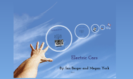 The Progress of Electric Cars