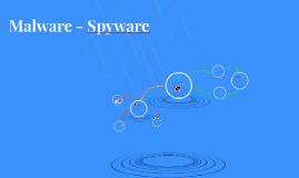 Malware-Spyware
