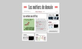 Copy of Les métiers de demain