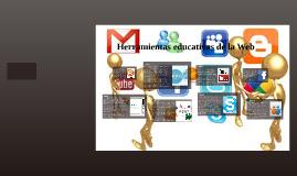 Herramientas educativas de la Web