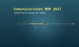 Comunicaciones MOP 2017