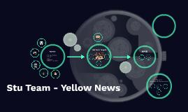 Stu Team - Yellow News