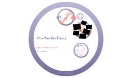 Mrs Van Der Tramp - Passé Composé with être