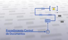 Procedimiento Control de Documentos