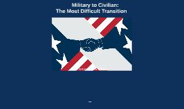Military to Civilian: