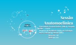 Sessão Anatomoclínica