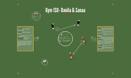 Gym ISU- Danila & Sanaa