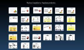 Finanzas Empresariales - Ratios Liquidez y Apalancamiento