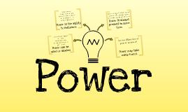 Power Universal Concept