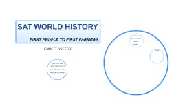 SAT WORLD HISTORY