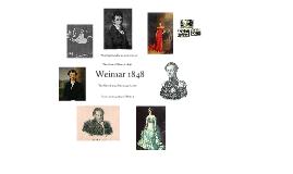Liszt in Weimar 1848