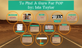 FOP To Find A Cure, by Isis Taylor