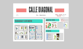 CALLE DIAGONAL