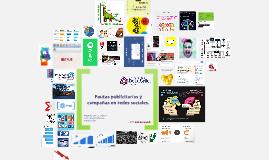 Pautas publicitarias y campañas en redes sociales - Agosto 2016.