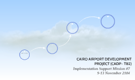 CAIRO AIRPORT DEVELOPMENT PROJECT – TB2