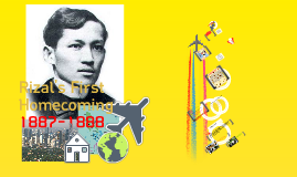 Copy of Rizal's First Homecoming